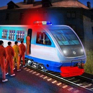 Тюремный поезд Симулятор: Перевозка заключенных