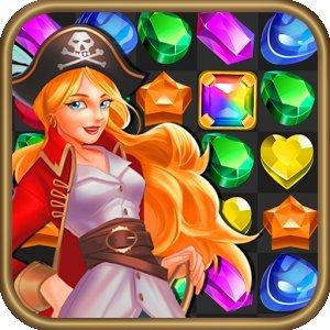 Пираты обмен алмазами
