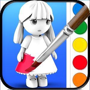 Цвет мини для детей