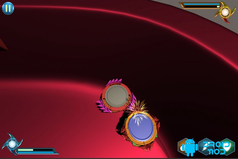 Spin Blade 3