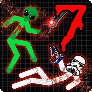 Stickman Star Warriors 7 Online