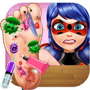 Ladybug Foot Care Doctor