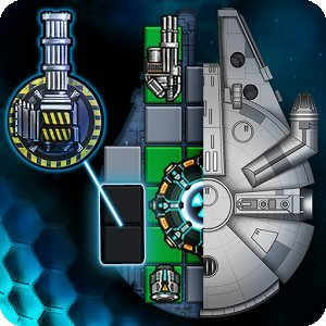Space Arena: Build & Fight