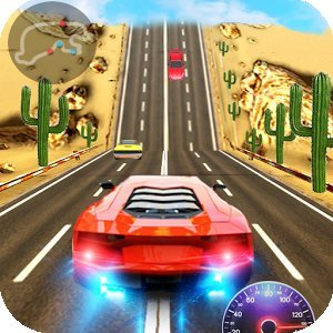 Racing Traffic High Speed