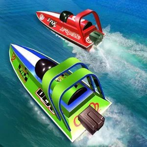 Speed Boat Racing Racing Games