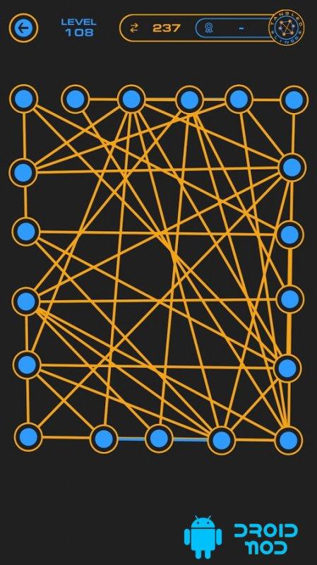 Запутанные линии Pro (распутывать линии)