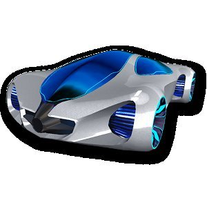 Concept Car Driving Simulator