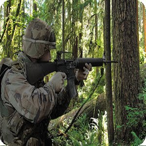 IGI Commando Джунгли Удар