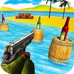 Gun Бутылка Стрельба Expert 3D