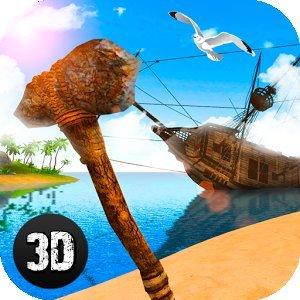 Пиратский Остров в 3D