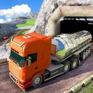 Offroad Oil Tanker Cargo Games