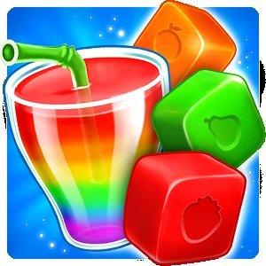 Проколи фруктовый кубик