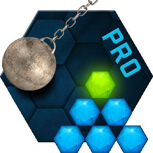 Hexasmash Pro - Wrecking Ball Physics Puzzle