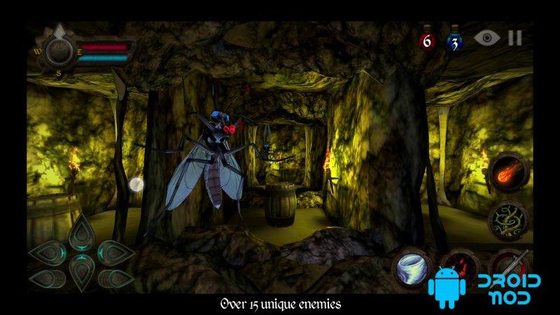 Dungeons of Rune