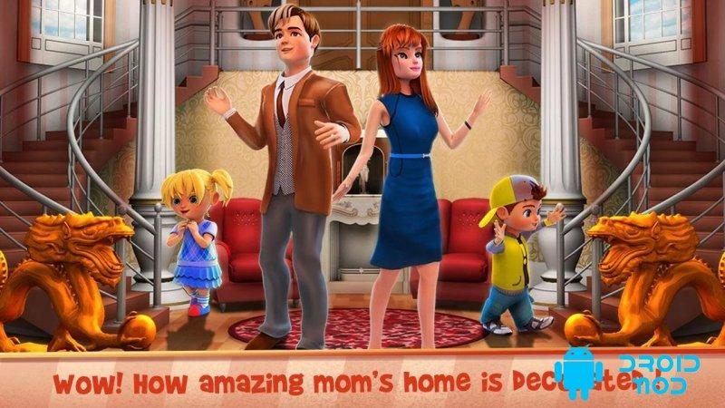 Виртуальный мам Домашний декор