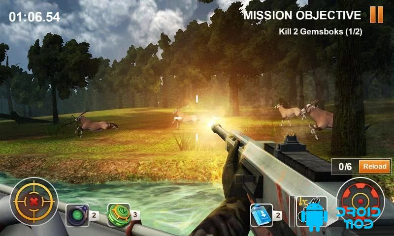 Охотничье сафари 3D