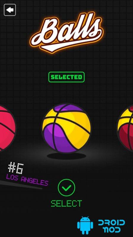 Dunkz - Shoot hoop & slam dunk