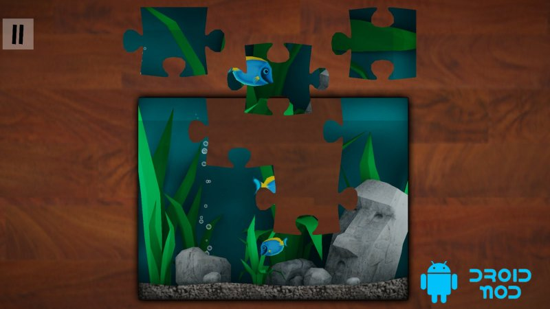 Jigsauce - 3D Jigsaw Puzzles