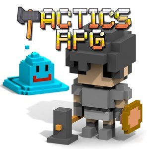 Tactics RPG – Craftsman hero battle