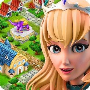 Принцесса Королевство Строитель