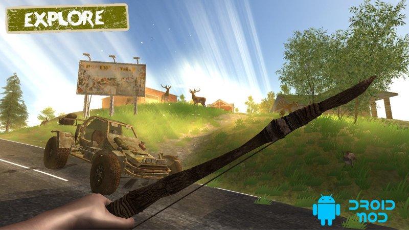 Last Survivor : выживание и крафт на острове 3D