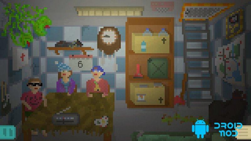 Alive In Shelter +18 DLC