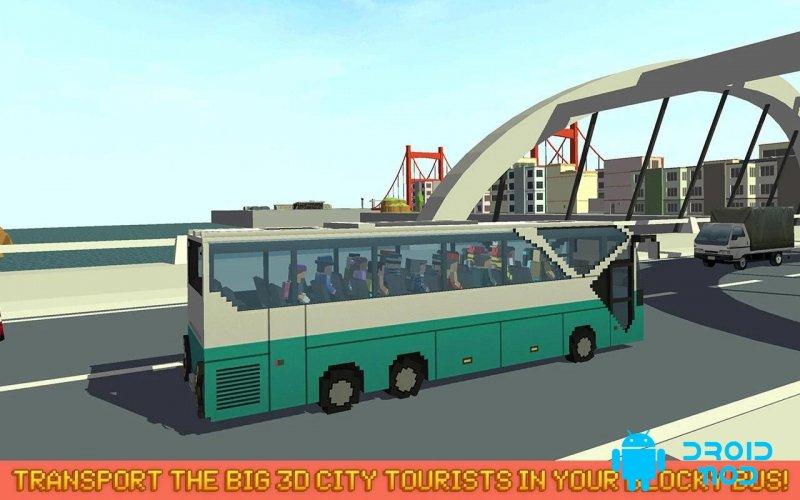 Г-н Блочный Городской автобус