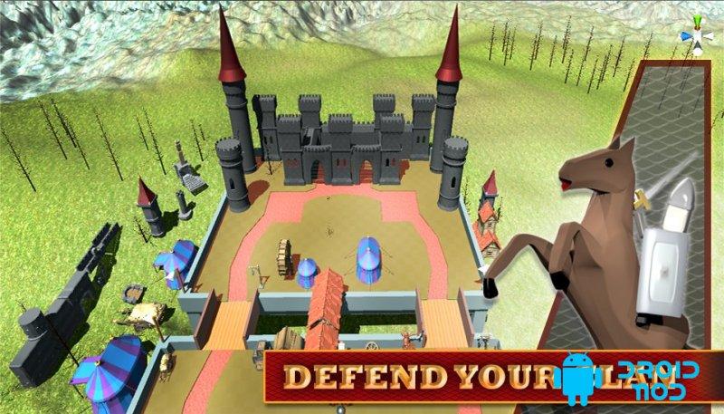 Стикмен 3D: Защита Башни