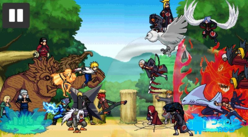 Ninja war 4