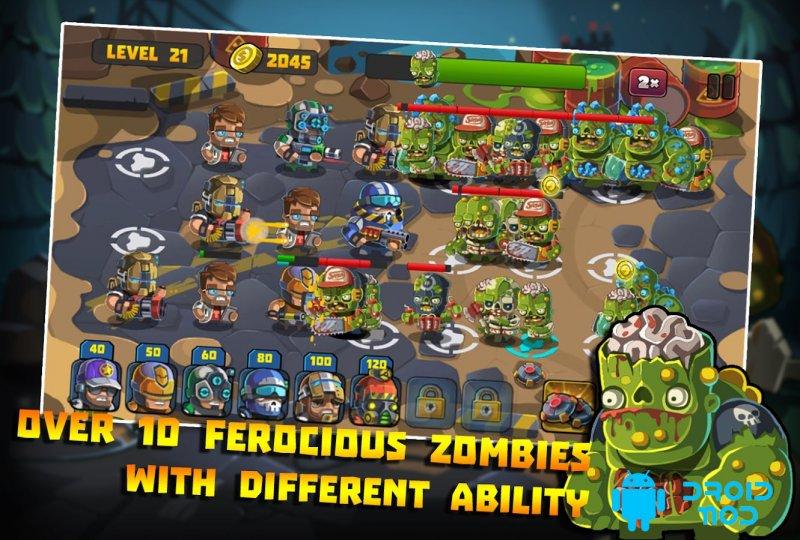 Zombie Rising: Dead Frontier