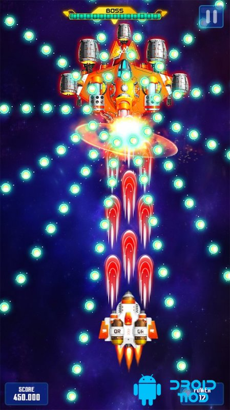 Space Shooter  Galaxy Attack