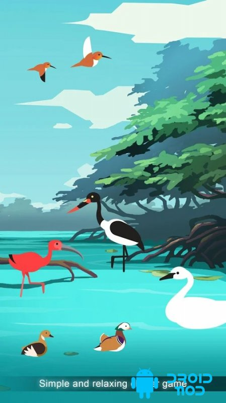 Birdstopia - Idle Bird Clicker