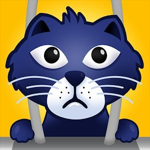 Побег котейки: помоги Шейки