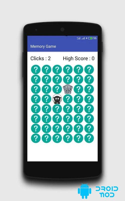 Игра для развития памяти PRO 2018