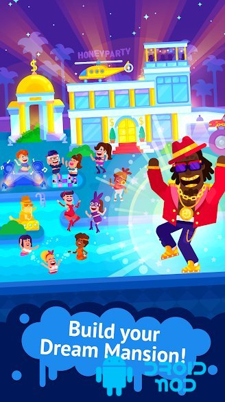 Partymasters Fun Idle Game