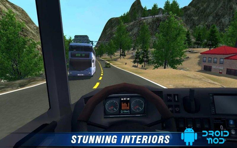 Городской автобус Тренер SIM-2