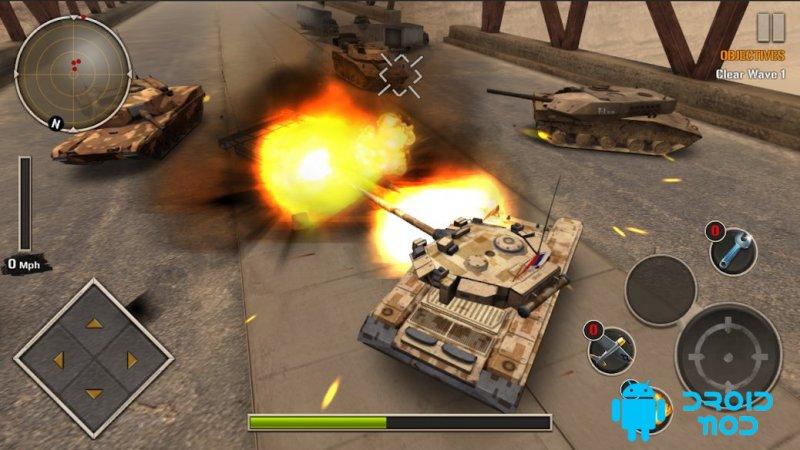 Танковая сила: Герой войны