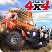 Off Road 4x4 Hill Jeep Driver