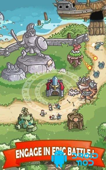 Kingdom Defense 2: Sword Hero