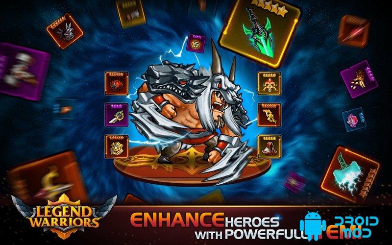 Legend Warriors Epic Heroes Battle