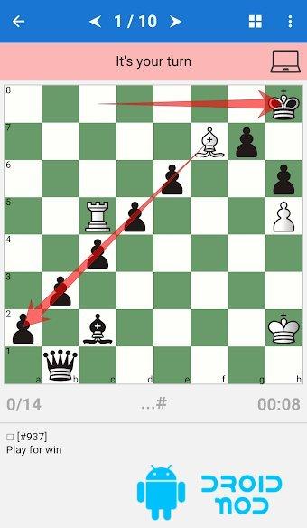 Chess King Обучение
