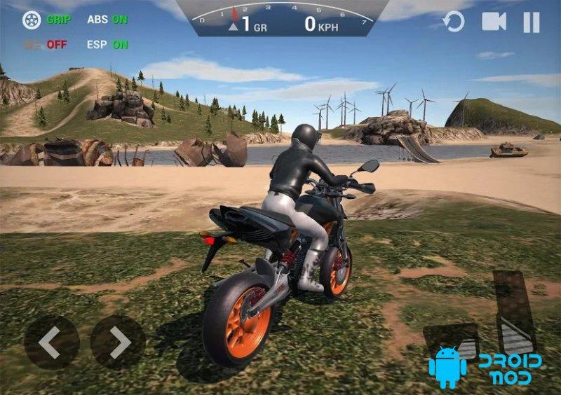 Ultimate Motorcycle Simulator