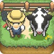 Tiny Pixel Farm - Игра Управление фермой ранчо