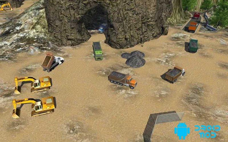Cave Mine Construction Simulator