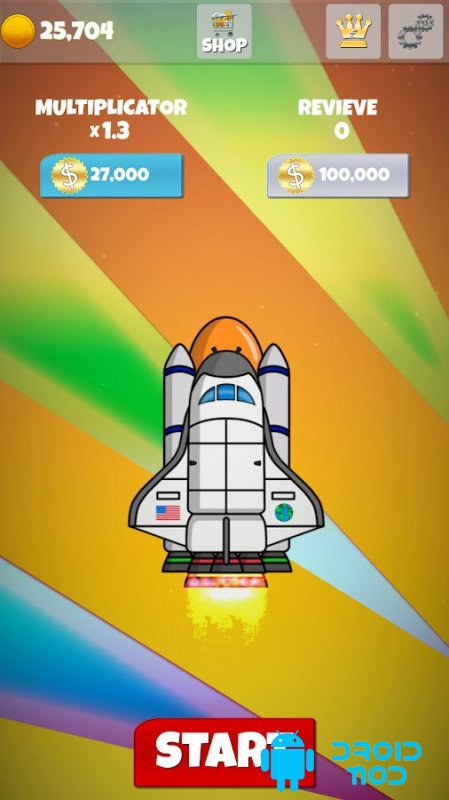 Into Space Race