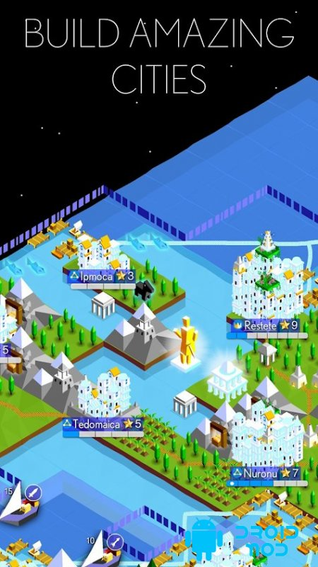 The Battle of Polytopia vMultitopia
