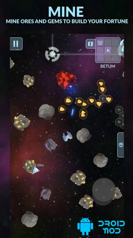 Asteroid Quest!