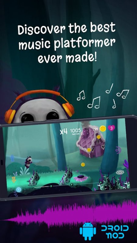 Run the Beat: Rhythm Adventure Tapping Game