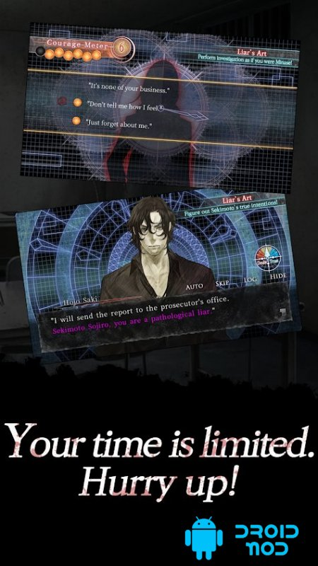 Urban legend  Shin Hayarigami – Blindman