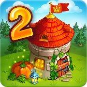 Farm Fantasy: Магическая Ферма и Волшебный Город